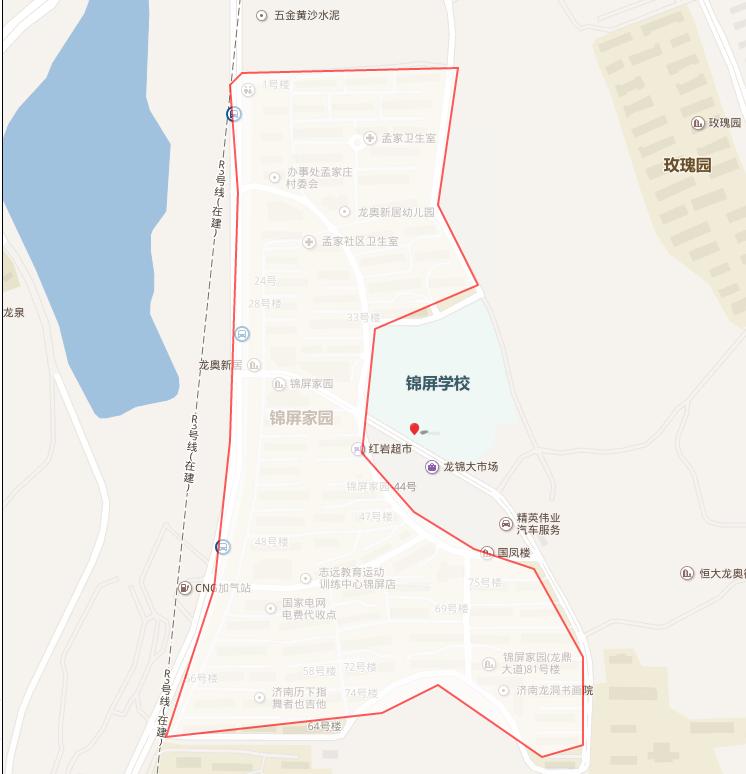 济南锦屏学校小学2017年